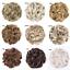 XXL-Scrunchie-Haargummi-Haarteil-Haarverdichtung-Hochsteckfrisur-Haar-Extension 縮圖 8