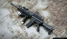 1/6 Scale Weapon BattleField M4 SIR DRAGON Assault Rifle GUN Modern Warfare TCTD