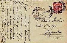 Cartolina 10c LEONI(82)-Battaglione 30° Squadriglia aviatori-Verona 16.7.1917