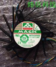 MBT7012XR-W20 Fan for Video card 8800GT 9800GT 9600GT 12V 0.28A 4pin #M289 QL