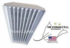 8 Lamp T8 LED High Bay 176Watt -  Warehouse, Shop, BRIGHT, Commercial Light NEW