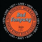 Bad Company Live 1977 & 1979 Double CD Played Once