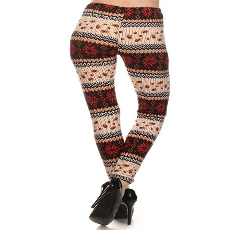 Womens Ambien Winter Leggings 1
