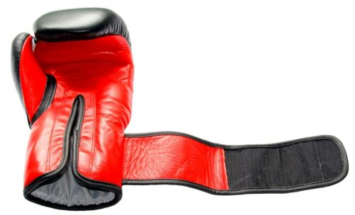Fighter Gloves MMA POWER RANGER Pro Boxing Gloves All Leather FREE SHIPPING