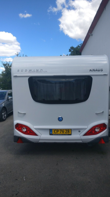 Knaus Südwind Silver Selection 500 FU, 2018, 1300 kg…