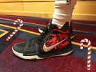 Nike Kyrie 3 Samurai Christmas Mystery Release Mens 852395-900 Size 13 Blue Red