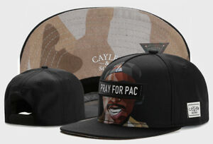 New Hip Hop Men/'s CAYLER Sons Hat adjustable Baseball Snapback Black Street cap