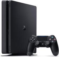 Sony PlayStation 4 Slim 1TB Jet Black Console Brand New