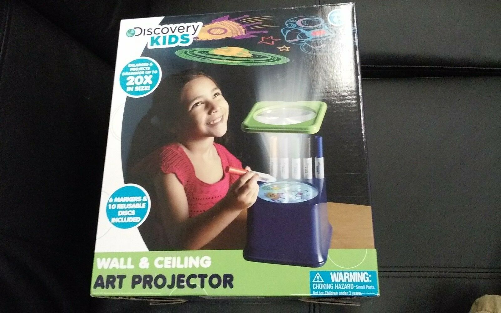 Discovery Kids Wall and Ceiling Projector
