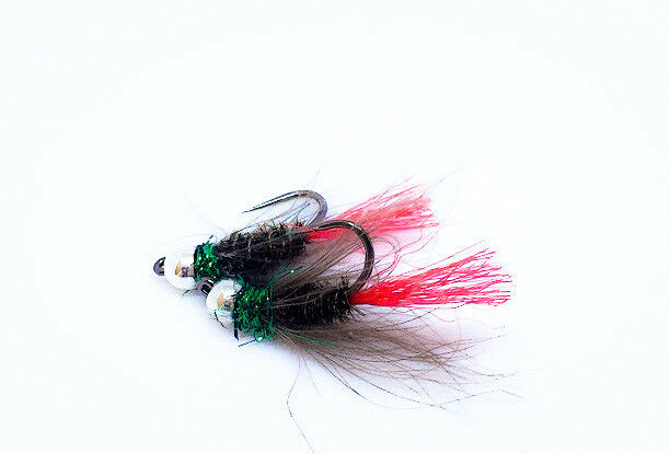 Tungsten Tungsten Tungsten Jig Nymph  Fly Fishing Flies  36 Collection a2926d