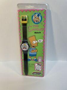 1990 Bart Simpson Nelsonic Vintage Simpsons New Sealed Rare
