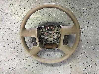 2008 FORD ESCAPE USED STEERING WHEEL W/ CRUISE CONTROL OEM