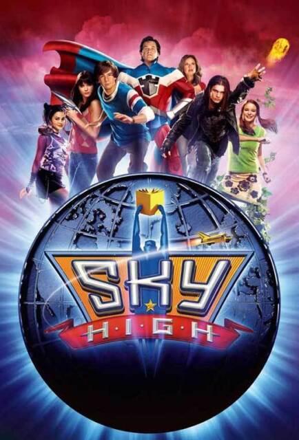 SKY HIGH Movie POSTER 27x40 Kurt Russell Kelly Preston Michael ...
