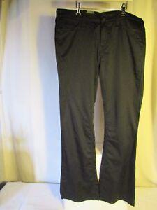 W32l31 Lee Nero Sottile Pantaloni Bootcut vUtqt7