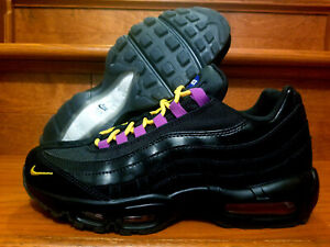 NIKE AIR MAX 95 PRM Los Angeles VS New York City AT8505 001 Size 9.5 What The