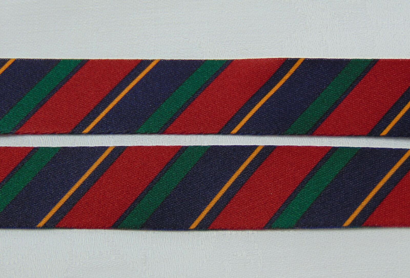 4 bold neck strap lanyards (Spot, Stripe, Water, Wire) - Free P&P - UK made - ID