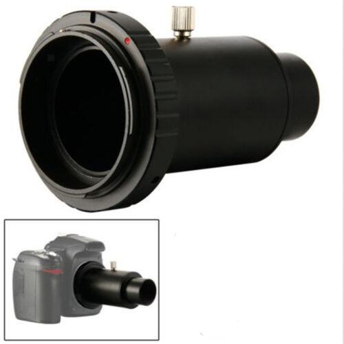 Aluminium Teleskop Kamera Adapter 1,25 Zoll Verlängerungsrohr T Ring für