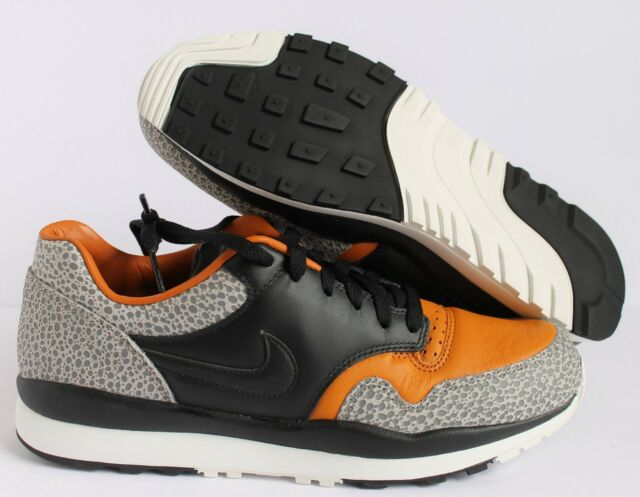 ef9b74d66c3 Nike Air Safari QS Orange Black Monarch Jungle Size 12 US Ao3295 001 ...