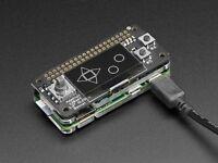 Adafruit 128x64 Oled Display Screen Bonnet For Raspberry Pi W/ Joystick Controls