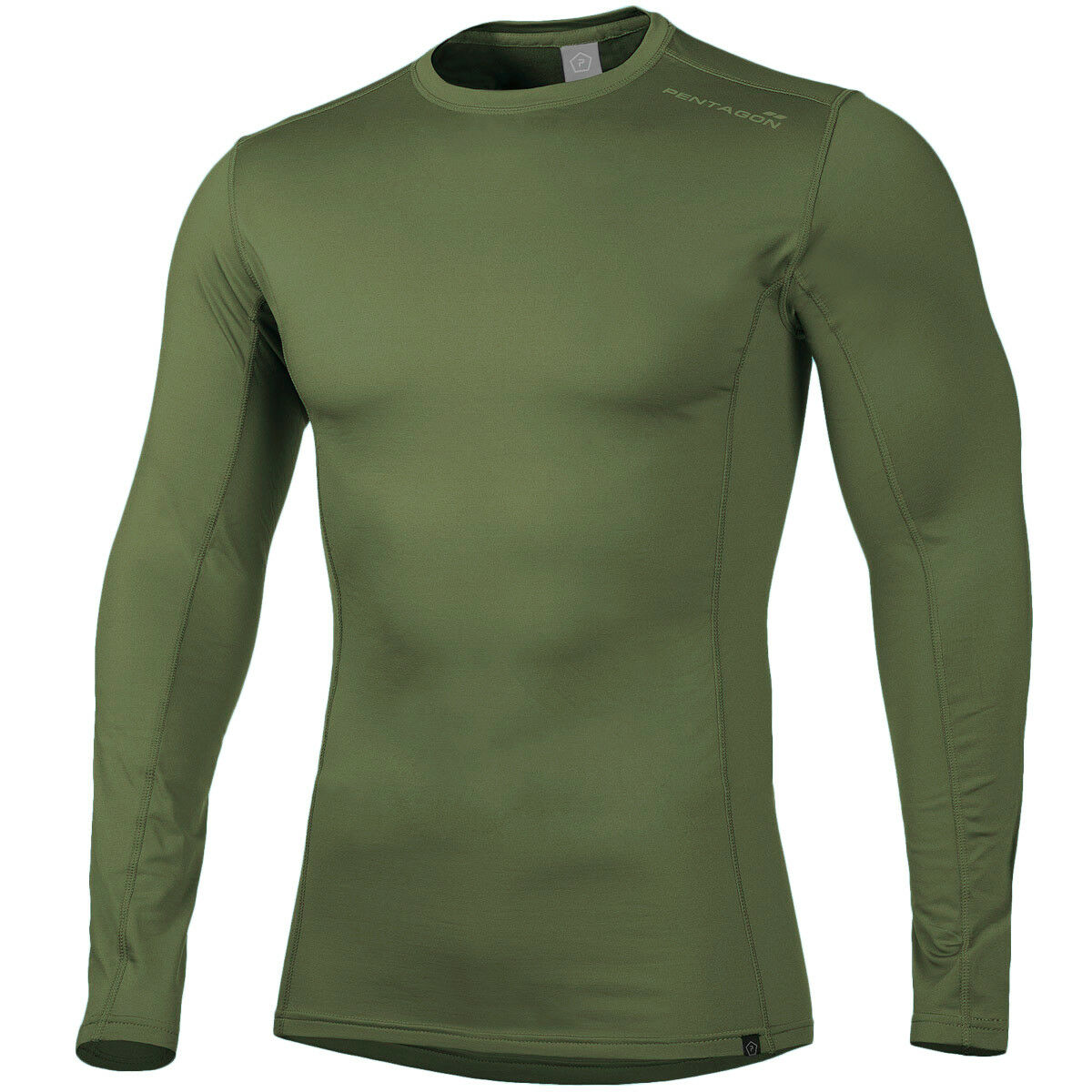 Pentagon Pindos 2.0 Thermal Shirt Base Layer Outdoor Hunting Skiing Warm Olive