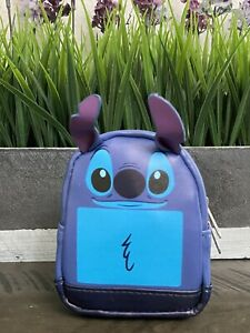 Disney Stitch Mini Backpack Coin Pouch