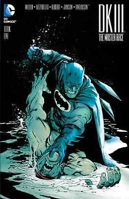DARK KNIGHT III THE MASTER RACE 1 BAM BOOKS A MILLION FRIED PIE SKETCH VARIANT