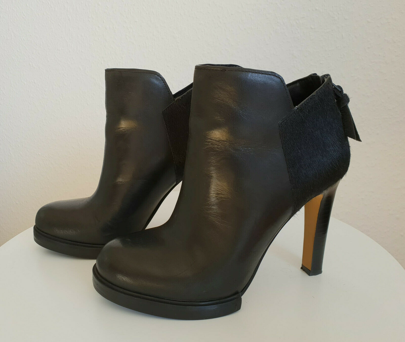 Stiefelette  Becca    French Connection schwarz Gr. 36 TOP Zustand NP   0e9c37