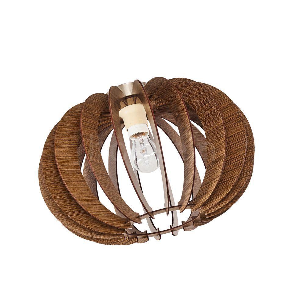 Ronda retro residenciales sueño habitación iluminación de pasillo entablado lámpara madera lámpara de iluminación techo be554d