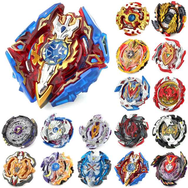 Beyblade Metal Masters Lot Fusion Fury String Bey Launcher ...