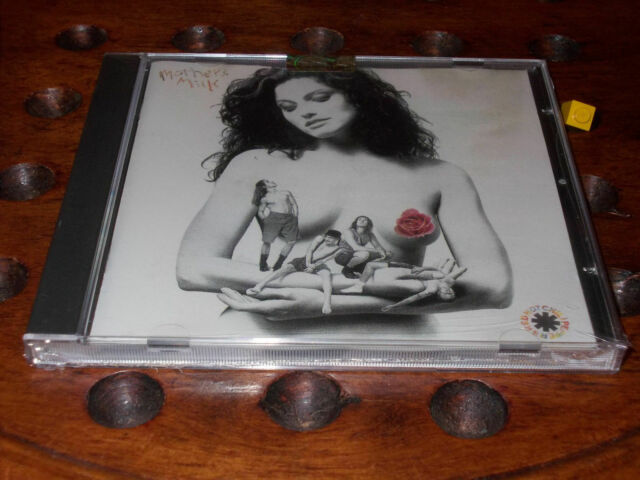 Red Hot Chili Peppers Mother 's milk (black) Cd ..... New