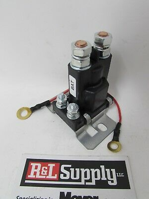 NEW SNOW PLOW REPLACEMENT START SOLENOID TOWER 5794 56131 741013 5794 56131 741013 FITS FISHER