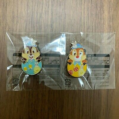 Tokyo Disney Resort Game Prize Pin TDL Easter 2016 Mickey /& Minnie