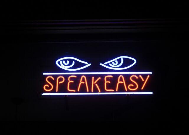 """New Speakeasy Beer Bar Neon Light Sign 17\""""x14\"""""""
