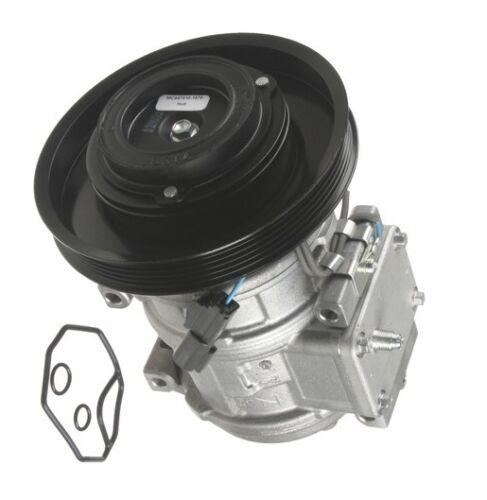 For Honda Accord 90-93 A//C Compressor w// Clutch Denso Remanufactured