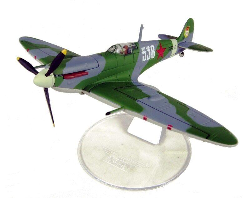 Corgi AA31927 Spitfire Mk V Soviet Air Force EP210 Caucase, 1943 - NEW & SEALED