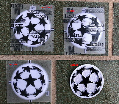 Intelligente Toppa Uefa Champions League 1997- 2019 Patch Calcio