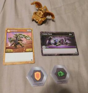 BAKUGAN Battle Brawlers Battle Planet CURSE OF DARKUS Action Card 32/_CO/_BB