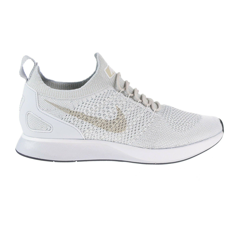 Nike air zoom mariah fk racer uomini di puro platino / grigio scuro 918264-011