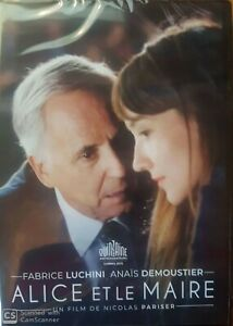 ALICE-ET-LE-MAIRE-LUCHINI-DVD-NEUF-SOUS-CELLOPHANE
