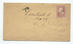 1860s-65-Caratunk-ME-advertised-cover-to-Augusta-ME-y4984