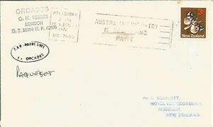 Maritime-Mail-Cover-Posted-On-Board-TSS-Orcades-Melbourne-6-June-1972-U718