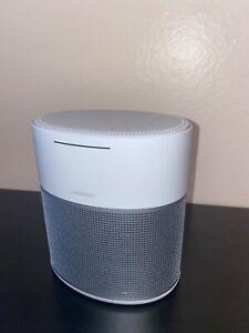 Bose Home Speaker 300: Bluetooth Smart Speaker- Silver
