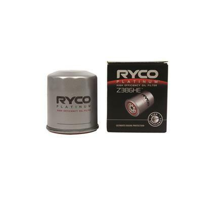 Ryco Platinum Oil Filter - Z386HE - Brand NEW Super Cheap Auto