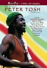 VG The Ultimate Peter Tosh Experience 2 DVD & 1 CD 2009