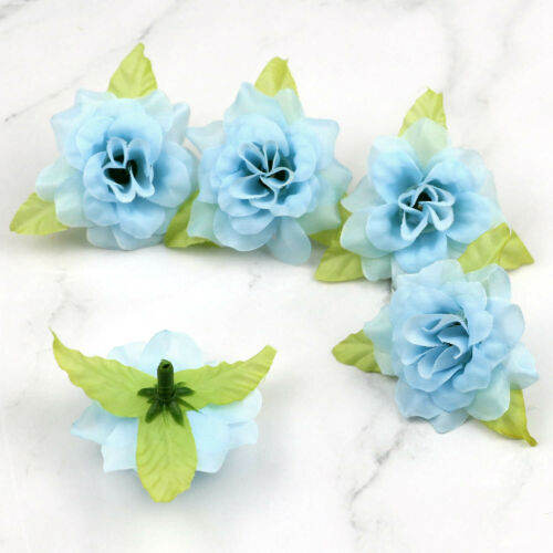 """2/"""" Small Roses Artificial Silk Flowers Lot-20//50 Pcs For Crafts Home Decoration"""