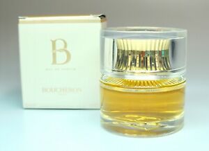 UNUSED-B-by-Boucheron-Eau-de-Parfum-Spray-1-6-Fl-Oz-50ml-Plastic-Wrap-Removed