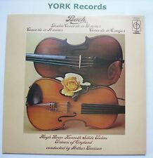 CFP 40244 - BACH - Double Concerto HUGH BEAN / KENNETH SILLITO - Ex LP Record