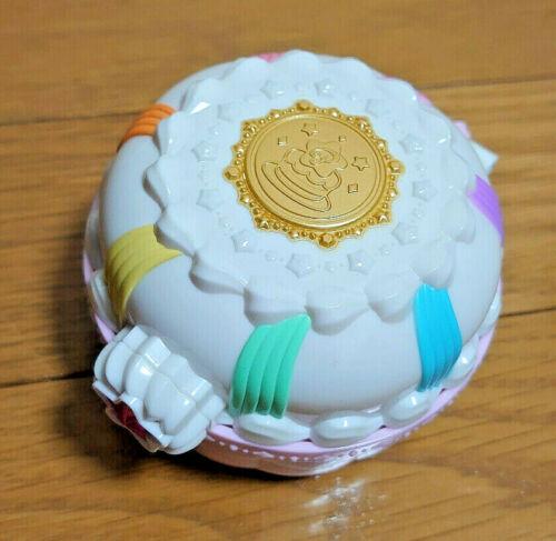 Glitter force Kirakira Glittering Precure A la Mode Toy Sweet Pact Charm whip