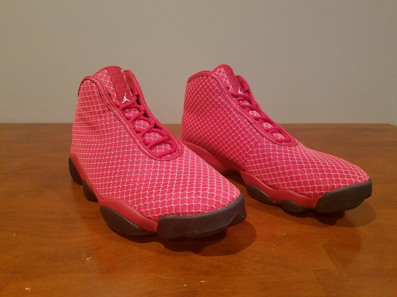 Nike Air Jordan Horizon Gym Red Men's Basketball Sneakers 823581-600 SZ 10 -10.5
