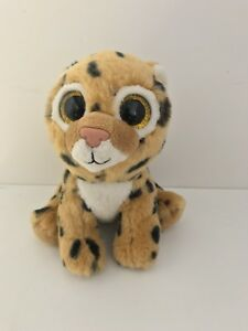 c19fbc7b174 Image is loading Ty-Freckles-the-Leopard-Beanie-Babies-Stuffed-Small-